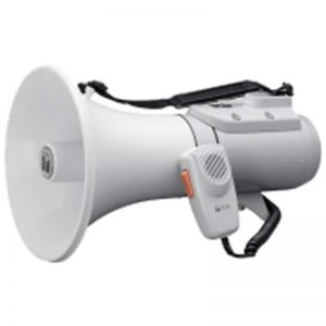 TOA ZR-2015S Megaphone with Sirene : soundcctvcom