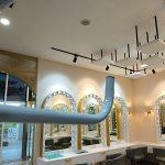 Pemasangan Sound System Area Salon - Tanggerang